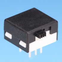 Miniature Slide Switch - DP - Slide Switches (S502A/S502B)