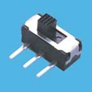 Interruttore a scorrimento in miniatura - 1P2T - Interruttori a scorrimento (SHM-1260)
