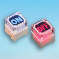 Illuminated Tact Switches (10x10) - SPL-10 Tact Switches