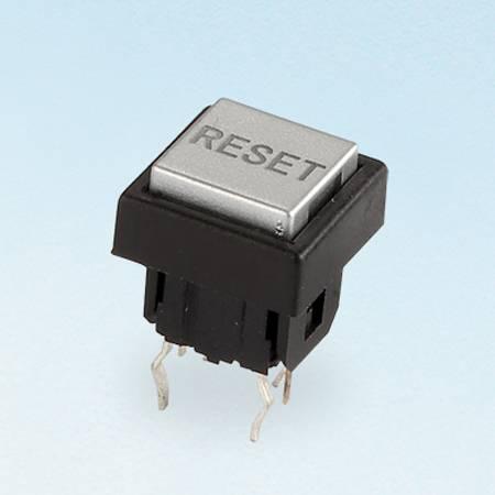 Interruttore tattile illuminato - quadrato - Interruttori tattili (SPL6D-A)
