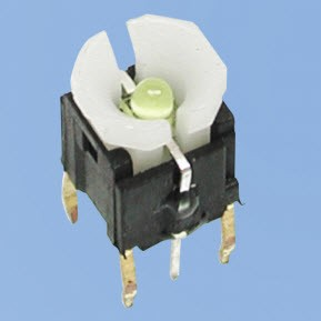 Illuminated Tact Switches (6R) - SPL6R Tact Switches