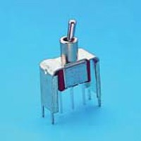 Miniature Toggle Switch V-bracket - Toggle Switches (T8013-S35/S40)