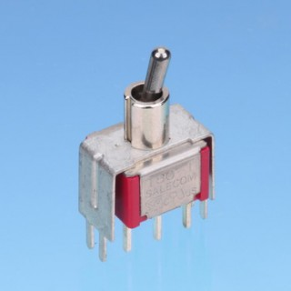 Miniature Toggle Switch V-bracket - Toggle Switches (T8011-S20/S25)