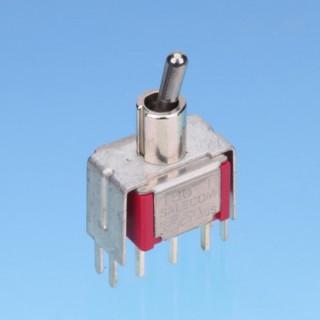Miniature Toggle Switch V-bracket - تعویض سوئیچ ها (T8011-S20/S25)