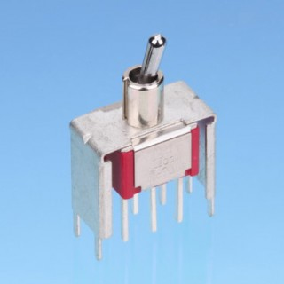 Miniature Toggle Switch V-bracket - تعویض سوئیچ ها (T8011-S35/S40)