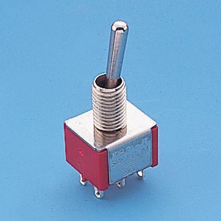 Miniatur-Kippschalter - DP - Kippschalter (T8011)