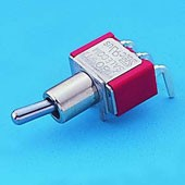 Interruptor de palanca en miniatura - SP - Interruptores de palanca (T8019)
