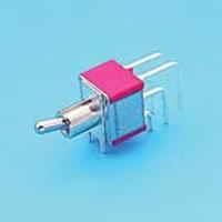 Miniatur-Kippschalter - DP - Kippschalter (T8021L)