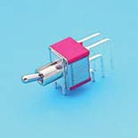 Miniature Toggle Switch - DP - Toggle Switches (T8021L)