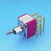 Interruptor de palanca en miniatura - 3P - Interruptores de palanca (T8301P (A))