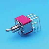 Miniature Toggle Switch - 3P - Toggle Switches (T8301P)