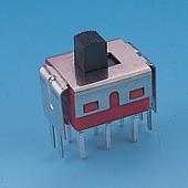 Miniatur-Schiebeschalter V-Halterung - Schiebeschalter (TS-11-S20)