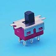 Miniatur-Schiebeschalter - T80-S Schiebeschalter