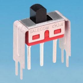 Miniatur-Schiebeschalter V-Halterung - Schiebeschalter (TS-13-S25)