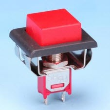 Sub-Miniature Pushbutton Switches - Pushbutton Switches (TS-21-F22A)