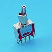 Sub-Miniature Toggle Switches - Toggle Switches (TS-4-A5/A5S)