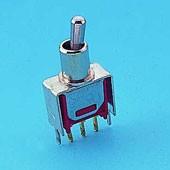 Subminiatur-Kippschalter - SP - Kippschalter (TS-4-A5/A5S)