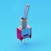 Interruttore a levetta subminiaturizzato - SP - Interruttori a levetta (TS-4)