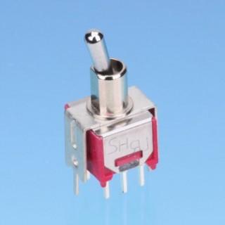 Interruttore a levetta subminiaturizzato - DP - Interruttori a levetta (TS-5-A5/A5S)