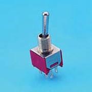 Interruttore a levetta subminiaturizzato - DP - Interruttori a levetta (TS-5)