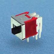 Interruttori a scorrimento subminiaturizzati - Interruttori a scorrimento (TS-7S / TS-7AS)
