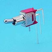 Interruttore a levetta subminiaturizzato - SP - Interruttori a levetta (TS-8)