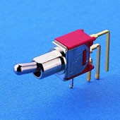Interruttore a levetta subminiaturizzato - SP - Interruttori a levetta (TS-82)