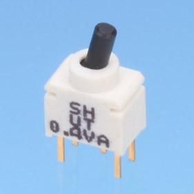 Ultraminiatur-Kippschalter - SP - Kippschalter (UT-4-C/UT-4A-C)