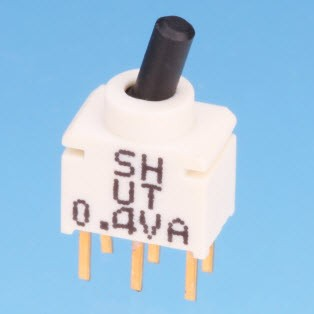 Interruttori a levetta ultraminiaturizzati sigillati - Interruttori a levetta UT