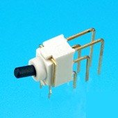 Ultraminiature Toggle Switches - Toggle Switches (UT-5-V/UT-5A-V)