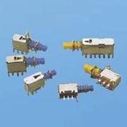 Mini-Drucktaster 2-4 polig - Drucktastenschalter (WPM)