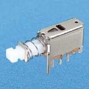 Mini-Drucktaster 1-2 polig - Drucktastenschalter (WPMS)