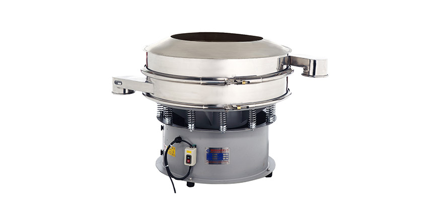Semi-Cover Rim Type Vibratory Separator