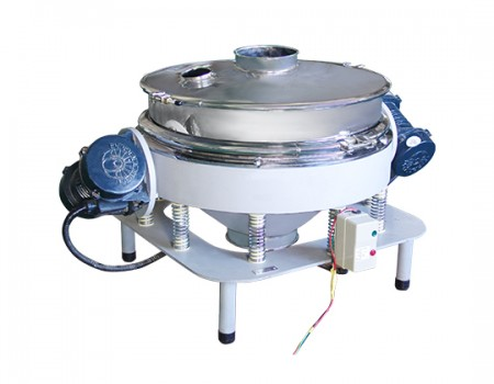 Vertical Discharge Vibration Separator