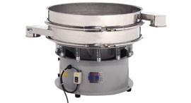 Ultrasonic Vibration Separator - Eliminate mesh blinding with the unique ultrasonic