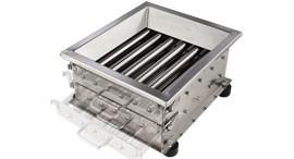 引き出し式鉄除去装置-強磁性金属を分離するための粉末鉄除去装置