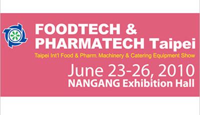 2010 Foodtech, Catering & Pharmatech TAIPEI