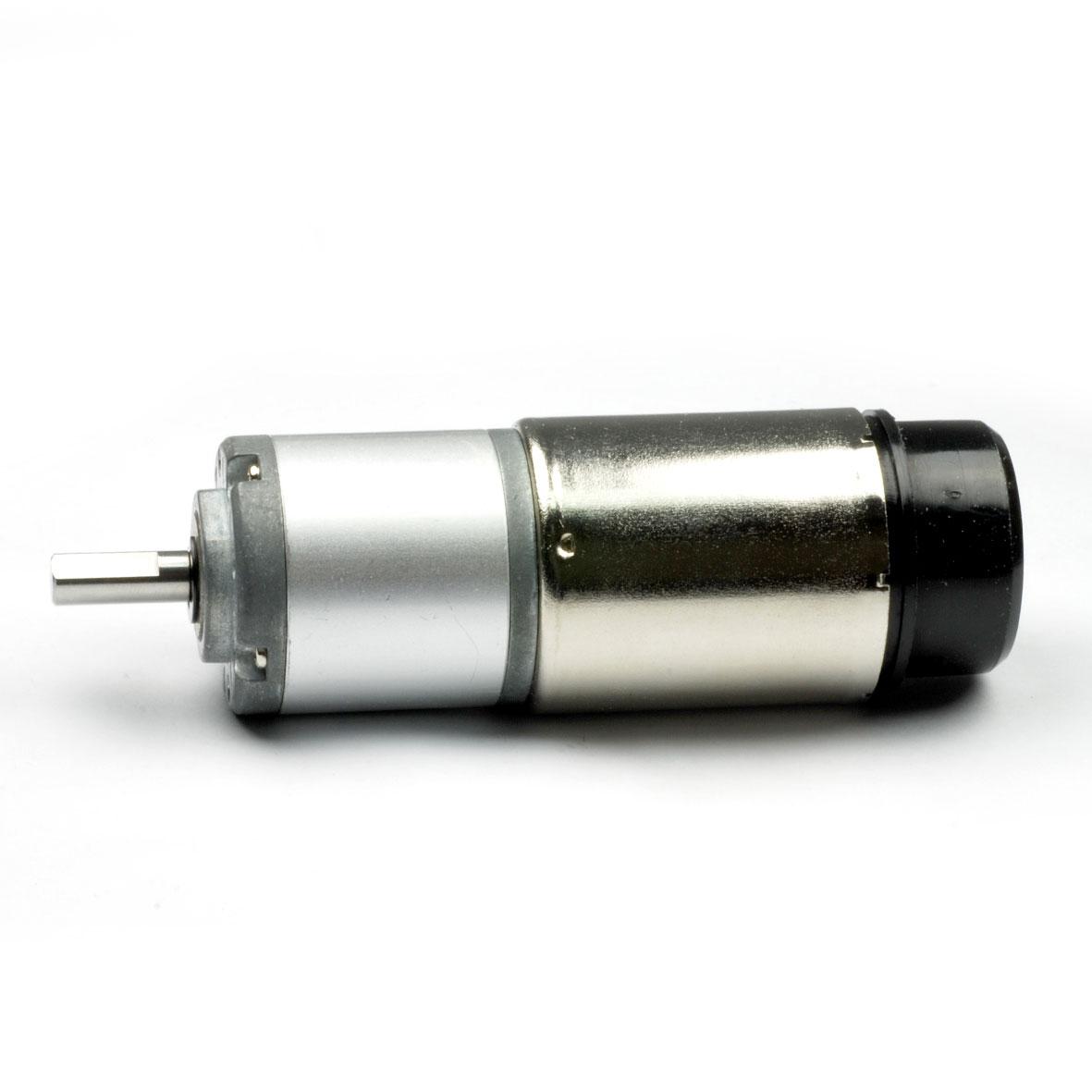 Dia. Motore a spazzole CC da 32 mm con riduttore - Motore con spazzole a basso numero di giri e motore alto 32 mm con riduttore