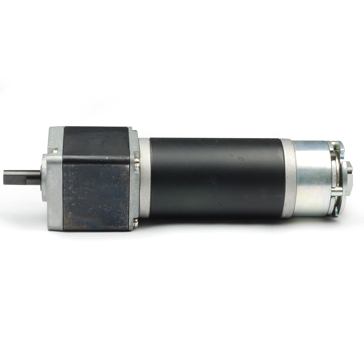42.5mm DC Brushed Motor With Planetary Gear Box - 42.5mm high toque brushed gear motor