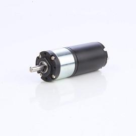 Dia. Motoriduttore epicicloidale senza nucleo CC da 22 mm - Motore a spazzole senza nucleo da 22 mm con riduttore