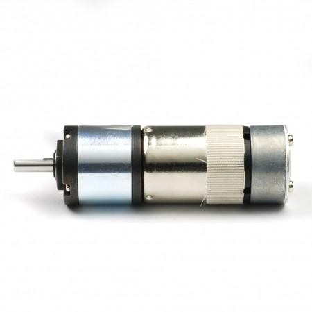 外径22mmDC遊星歯車モーター - dia.22mmカーボンブラシモーターとギアボックス