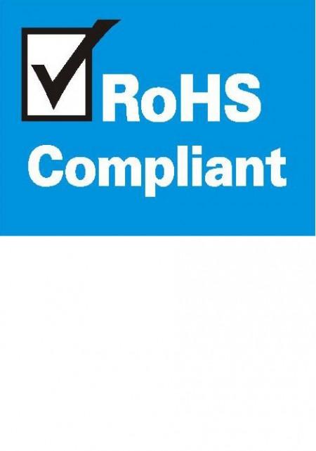 Nasze małe motoreduktory DC są zgodne ze standardami RoHs.