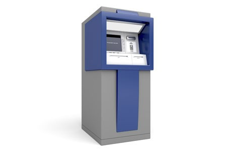 Banking automation equipment: cash dispenser, self service banking multifunction machine, currency exchange machine - Hennkwell DC geared motors can be applied in monetary & office equipment.