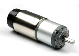 We are an ISO 9001 certified manufactuer for DC geared motors.