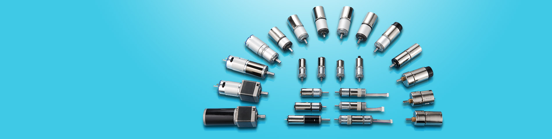 Per fornire piccolo Motoriduttori CC per un'ampia varietà di applicazioni