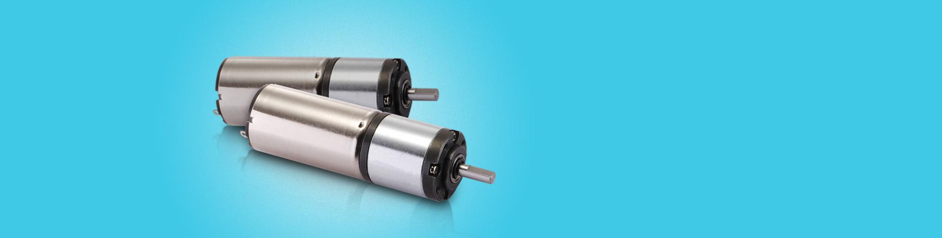 Wykonujemy motoreduktory prądu stałego Ponad 20 lat