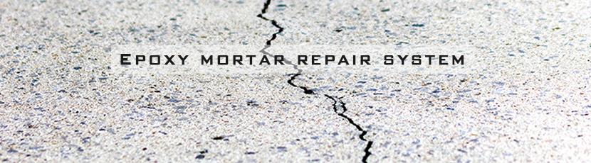 Nhựa Epoxy có thể cho hệ thống sửa chữa