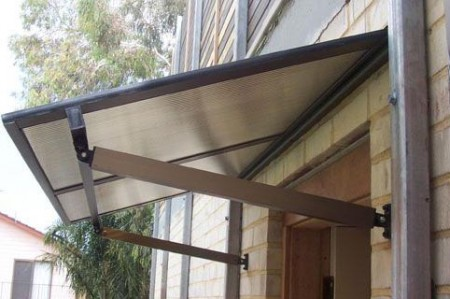 Fixing Awnings