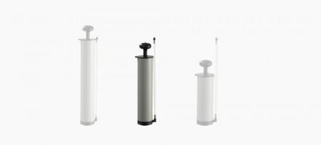 Продувочный насос для очистки скважин - Насос средней мощности