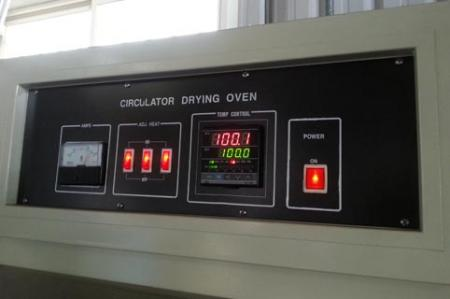 High and low temperature test with environmental chamber
